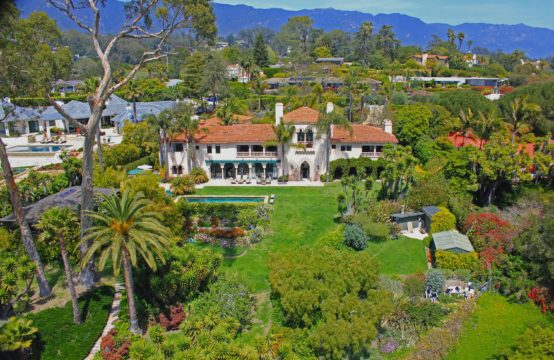 SOLD &#8211&#x3B; Romantic Montecito Estate