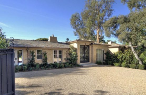 SOLD &#8211&#x3B; Butterfly Lane Montecito
