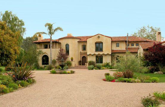 SOLD &#8211&#x3B; Elegant Montecito Villa