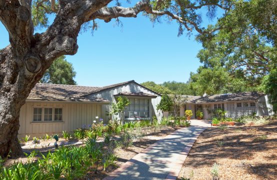 SOLD: Hope Ranch Hideaway