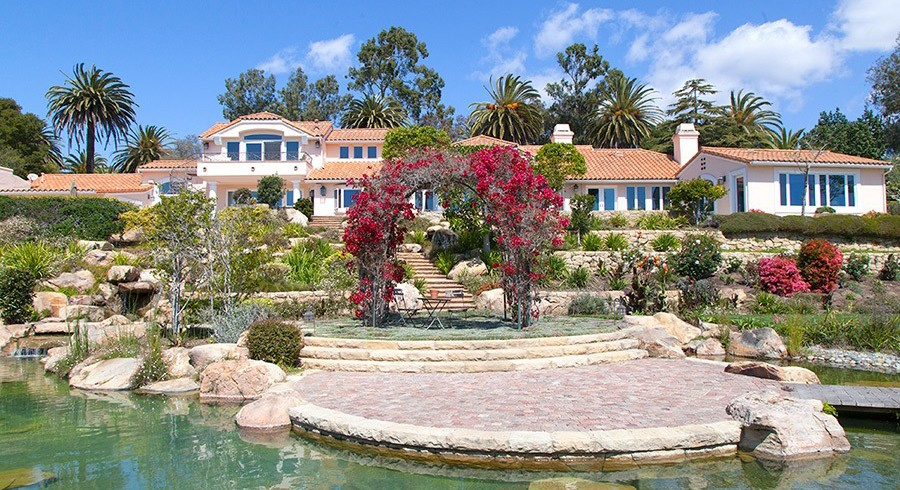 SOLD – Mediterranean-style Estate