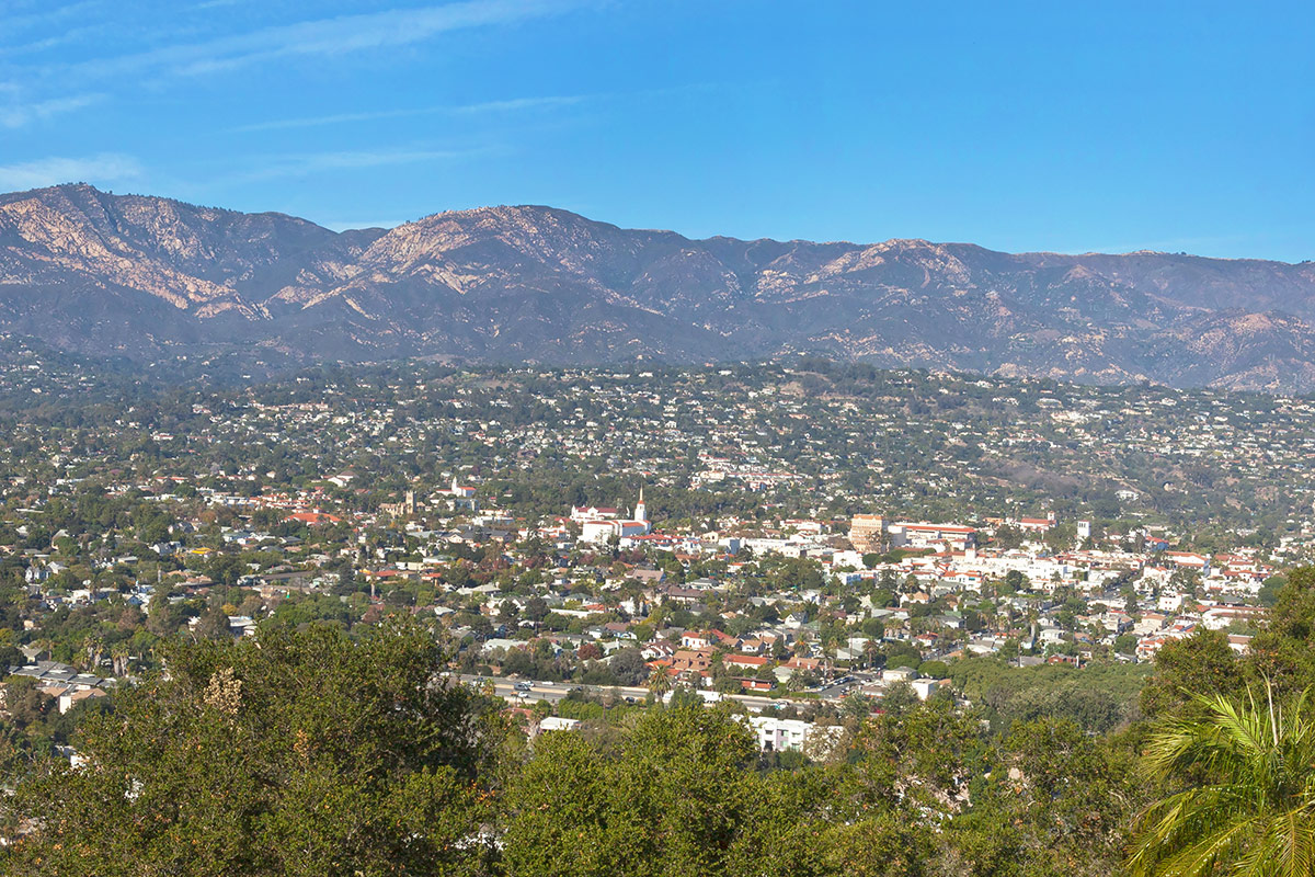 Coming Soon! Santa Barbara Views