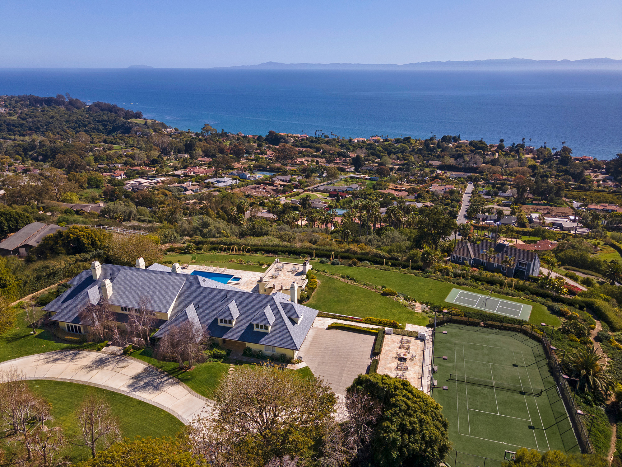 Campanil Hill Ocean View Estate