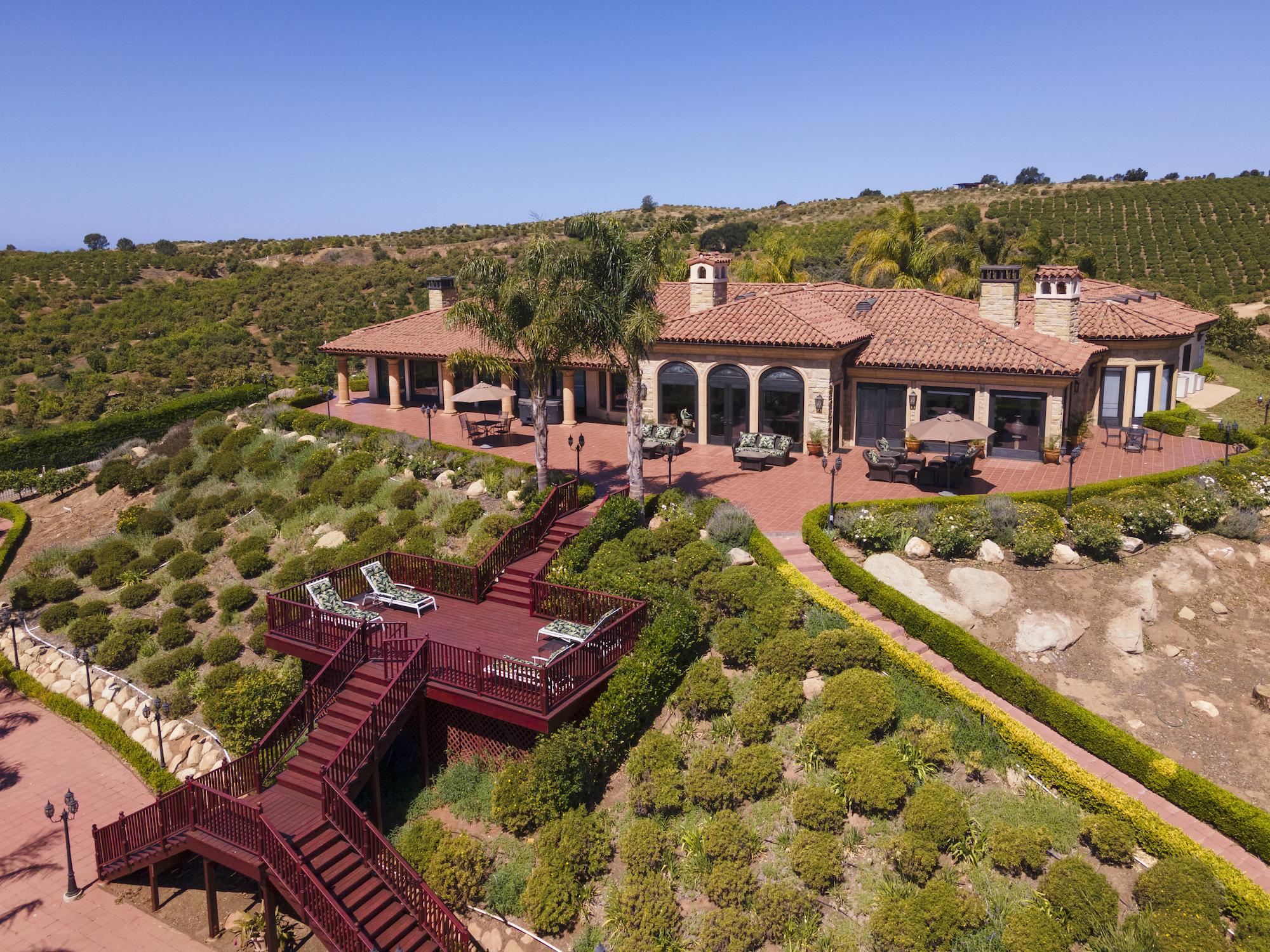 Spectacular Ocean View Estate